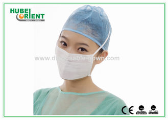 China PP Surgical Disposable Earloop Face Mask , Medical Mouth Mask supplier