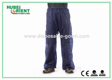 China Hospital Disposable Pants Disposable Trousers Without Glass Fibres supplier
