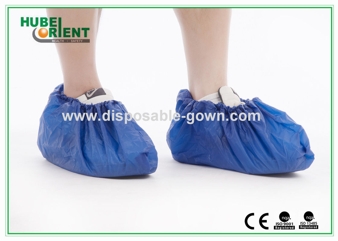 79a3b9e9433 Reusable Plastic Surgical Disposable Shoe Covers Harmless to Skin