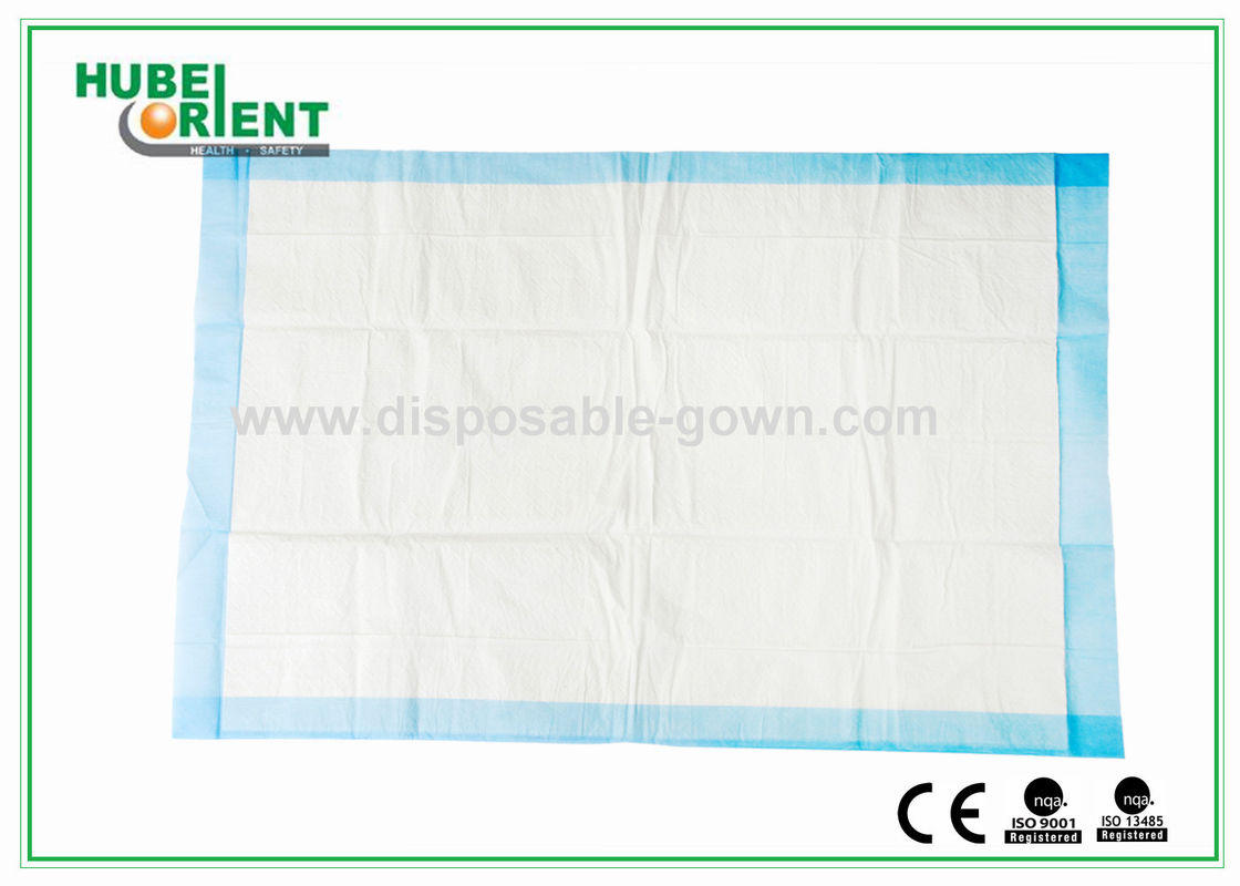 Non Woven Hospital Disposable Products White Blue Disposable