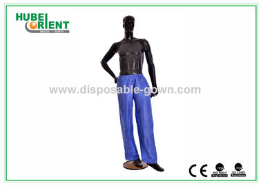China Eco Friendly Durable Disposable Pants Surgical Trousers L , XL distributor