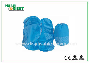 China Non woven medical shoe covers , waterproof work boot covers disposable distributor